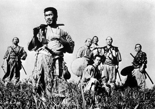 sept samourais